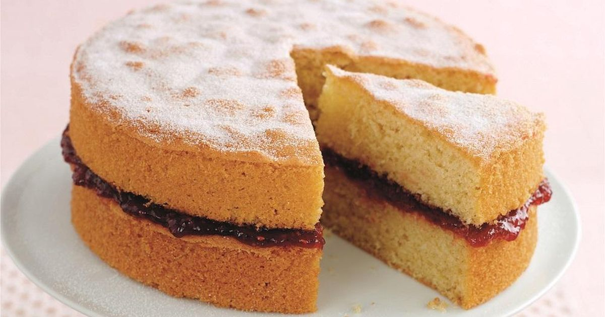 Chocolate Sponge Cake Recipe Jamie Oliver: Mary Berry's Victoria Sandwich Cake