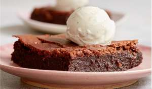 Mary Berry's Warm Fondant Brownies
