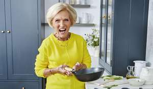 Mary Berry Fish Pie Crumble Recipe | BBC 2 Quick Cooking