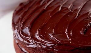 Very Best Chocolate Fudge Cake