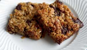 Fast Flapjacks | Easy Flapjack Recipe from Mary Berry