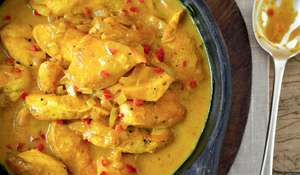 Quick Chicken Curry