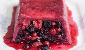 Summer Pudding Loaf