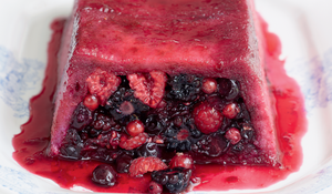 Summer Pudding Loaf