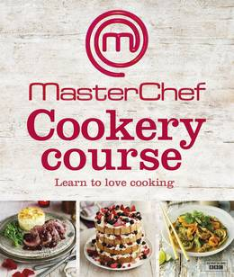 Cover of MasterChef Cookery Course