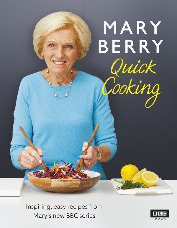 Best cookbooks 2019 - 2, Mary Berry Quick Cooking