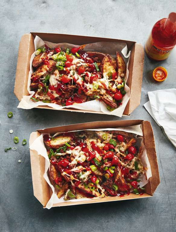 Fully-Loaded Dirty Fries