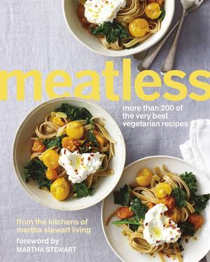Cover of Meatless: More than 200 of the Best Vegetarian Recipes
