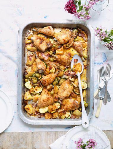 Mediterranean All-In-One Chicken