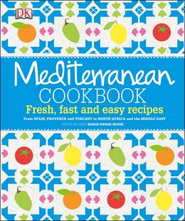 Cover of Mediterranean Cookbook