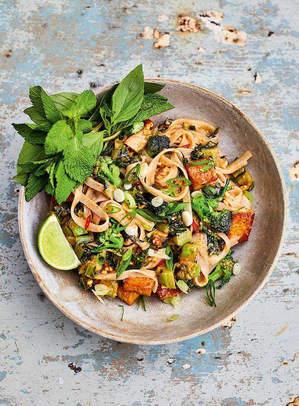 whats in season february purple sprouting broccoli recipes meera sodha pad thai east