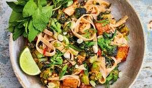 Meera Sodha's Pad Thai | Easy Vegan Dinner