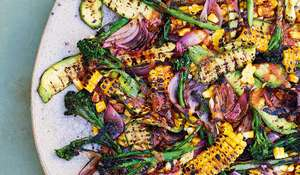 Meera Sodha's Chargrilled Salad | Vegan Summer Recipe