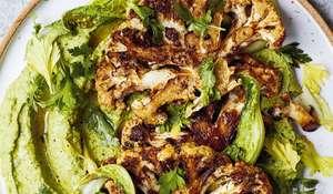 Melissa Hemsley's Cauliflower Steaks | Vegan Recipe