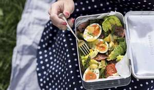 Melissa Hemsley's BLT Salad with Asparagus Recipe