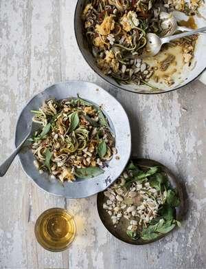 Melissa Hemsley Pad Thai Noodles | Eat Happy