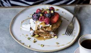 Melissa Hemsley's Perfect Pancakes Recipe