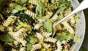 Melissa Hemsley Quick Courgette Pasta | Flexitarian Recipe