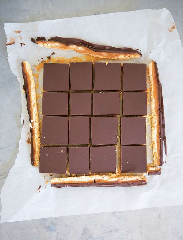 The Ultimate Millionaire's Shortbread