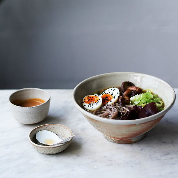 Melissa Hemsley's Monday Miso Noodle Soup Recipe