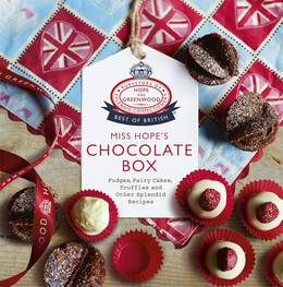Cover of Miss Hope's Chocolate Box