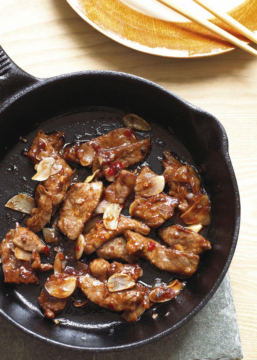 Ken Hom Authentic Chinese Hunan Lamb
