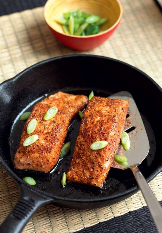 Spicy Salmon
