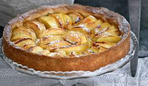 Apple Tart 'Maman Blanc'