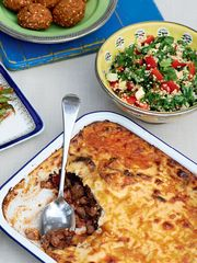 the complete book of festive vegetarian recipes