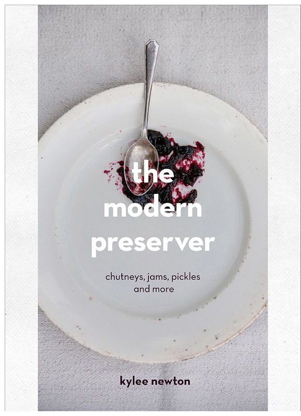 best cookbooks mothers day the modern preserver kylee newton