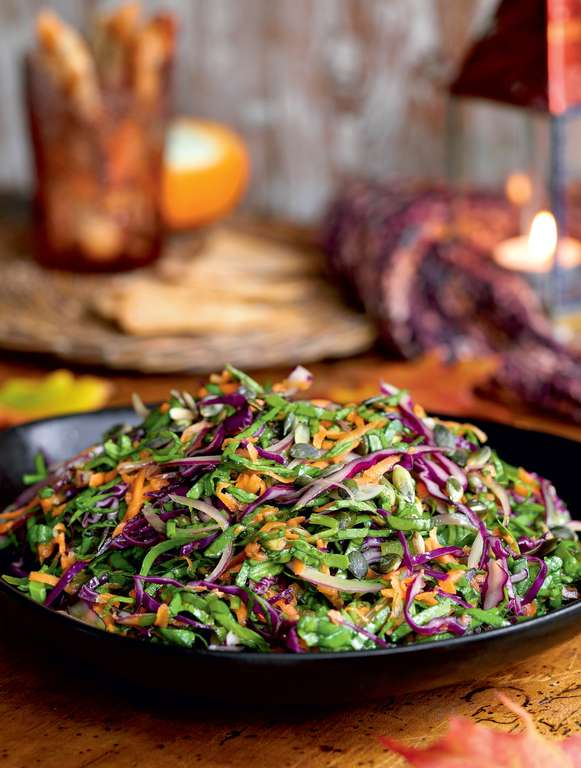 Winter Salad Bowl