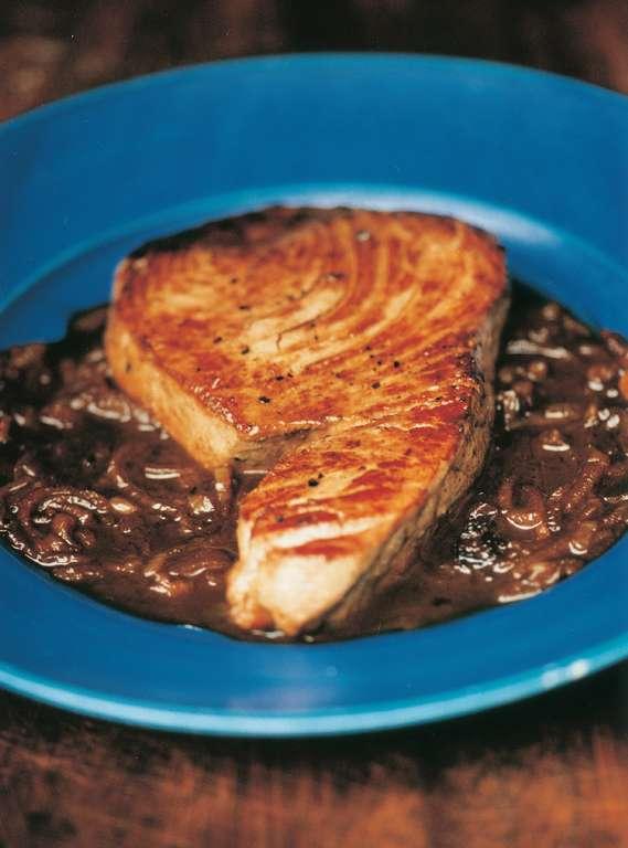 Atún Con Oloroso (Tuna with Oloroso)