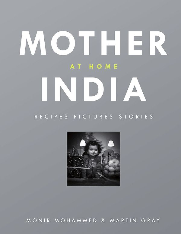 mother india cookbook