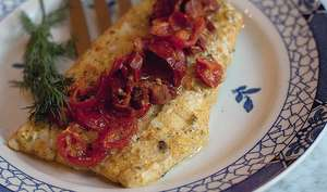 Spiced Haddock and Tomato