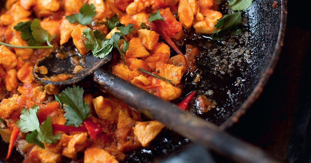 Mother India's Chilli Garlic Chicken