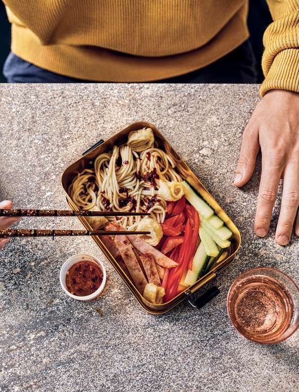 Noodle Box for Grown-Ups