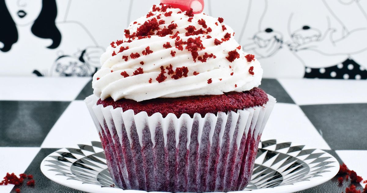 Red Velvet Cake Recipe Uk Mary Berry: Vegan Red Velvet Cupcakes
