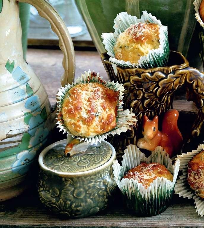 Rachel's Secret Tea Room Muffins