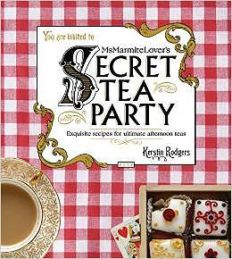 Cover of Ms Marmite Lover's Secret Tea Party