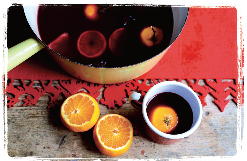 Mulled Wine Best Hot Drinks for Christmas Recipe