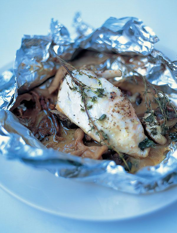 Quick & Healthy One-Tray Oven Chicken Recipes - jamie oliver chicken in bag recipe