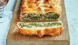 Mary Berry Mushroom en Croûte | Vegetarian Dinner Party