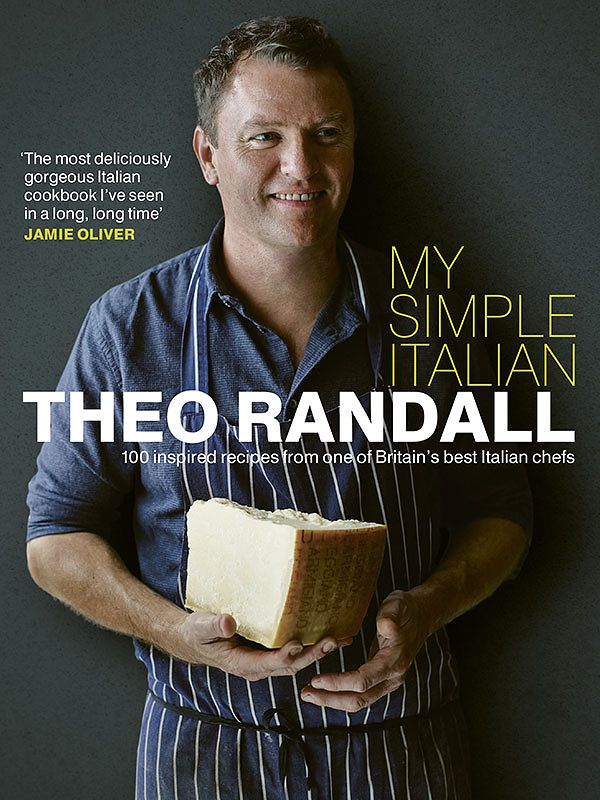 Best Italian Cookbooks & Recipe Books - My Simple Italian by Theo Randall