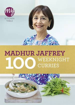 Cover of My Kitchen Table - 100 Weeknight Curries