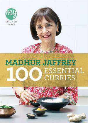 Cover of My Kitchen Table: 100 Essential Curries