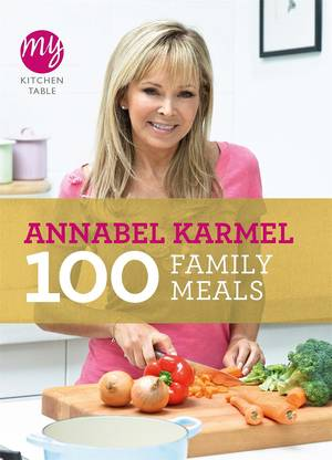 Cover of My Kitchen Table: 100 Family Meals
