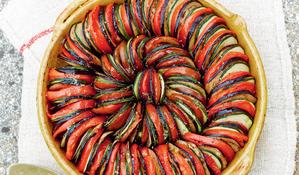 Tian Provençal (Provençal Vegetable Bake)