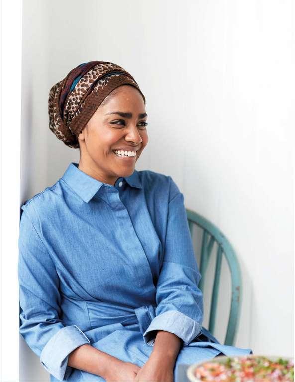 Nadiya Hussain's Prawn Saffron Biryani