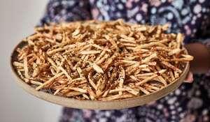 Nadiya Hussain's Furikake Fries | Nadiya's Family Favourites Recipe