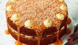Nadiya Hussain Mango & Coconut Cake Recipe | Nadiya Bakes BBC2